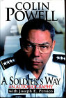Colin Powell A Soldiers Way Signed First UK Edition DJ 1995 An Autobiography