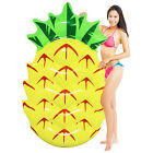 Giant 5ft Inflatable Pineapple Pool Float Fun Kids Swim Party Toy Wet Play Raft