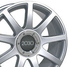 18 Silver RS4 Style Wheels SET of 4 Rims Fit Audi A4 A6 A8 Allroad TT