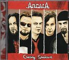 Ancara - Chasing Shadows (2009 CD) New