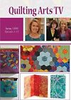 DVDs Only Quilting Arts TV Series 1300 with Pokey Bolton 4 Disc Set