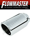 Flowmaster 15360 Polished Weld On Exhaust Tip 3 Rolled Angle Fits 2 Pipe