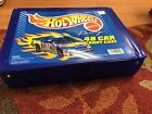 HOT WHEELS 48 CAR CARRY CASE STYLE  20010 GREAT CONDITION