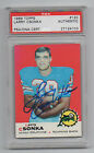 Larry Csonka Cards, Rookie Card and Autographed Memorabilia Guide 35
