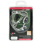 LG 25mm Wired Stereo Earbud Headset for enV2 VX9100 enV3 VX9200 VX9400 VX9800