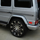 24 Wheels For Mercedes Benz G Wagon G500 G550 G55 G63 24x10 Inch RF24 Rims Set
