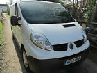 LARGER PHOTOS: 2012 12 RENAULT TRAFIC SL27 2.0DCI.VAUXHALL VIVARO , FULL HISTORY , RACKED OUT