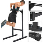 Dip Station Stand Self Standing Exercise Dipping Machine Bicep Tricep Shoulder