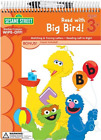 Learning Horizons Sesame Read With Big Bird Wipe Off Spiral HBOOK NEW