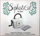 Sizzix Sophisticut Die Cut Machine White Emboss NEW