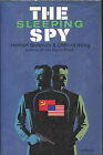 The Sleeping Spy by Clifford Irving  Herbert Burkholz Review Copy 1983