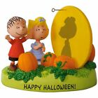 Hallmark 2017 The Great Pumpkin Rises Peanuts Gang Magic Ornament