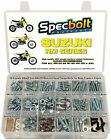 Bolt Kit Suzuki RM 60 65 80 85 125 250 plastic engine frame fender body -L