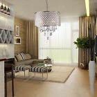 Vintage Modern Crystal Chandelier Ceiling Lamp endant Light Living Dining Room