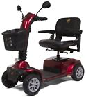 Golden Companion 4 Wheel Full Size Luxury Mobility Electric Scooter MFG DIRECT