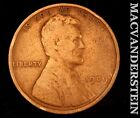 1909 VDB LINCOLN WHEAT CENT-SEMI KEY BETTER DATE! #T7699