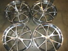 2012 2013 2014 2015 2016 2017 Tesla S P85 21 Wheels Polished MHT Monotec