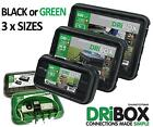 Dribox Waterproof Outdoor Electric Enclosure Box for Lights Parties BBQs