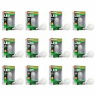 Sylvania Ultra 60W Dimmable Bright White Energy Star LED Light Bulb 12 Pack