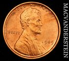 1909 LINCOLN WHEAT CENT- LUSTROUS !! BRILLIANT UNCIRCULATED !!  #U4987