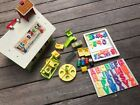 Vintage 1971 Fisher Price Little People School House Access Magnetic Letters