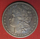 1878-CC MORGAN DOLLAR - NICE CARSON CITY EXAMPLE, FIRST YEAR ISSUE!