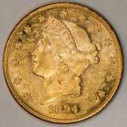 1894-S $20 Liberty Head Gold Double Eagle Item#A561