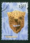ARGENTINA 2000 3.25P CEREMONIAL MASK CHANE CULTURE STAMP - $5.50 VALUE!