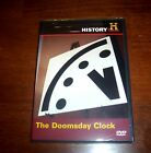 DOOMSDAY CLOCK Nuclear War Bombs Armageddon Disaster History Channel DVD NEW