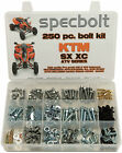 Specbolt Bolt kit for KTM ATV SX 450 S X505 450XC 525XC body panels engine frame