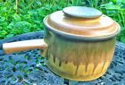 Denby ROMANY BROWN mid Century Stick Handled Pot Or Casserole MADE IN ENGLAND