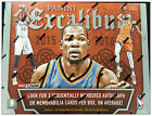 2015-16 Panini Excalibur Basketball Hobby Box