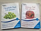 Weight Watchers Complete Food  Dining Out Companion Book set PointsPlus values