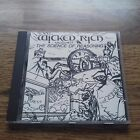 WICKED RICH - THE SCIENCE OF REASONING CD EXTREMELY RARE METAL