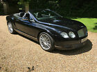 LARGER PHOTOS: 2009 BENTLEY CONTINENTAL GTC SPEED BLACK/BLACK WITH ONLY 38K MILES FBSH
