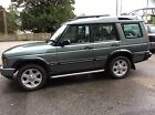 LARGER PHOTOS: Land Rover Discovery TD 5