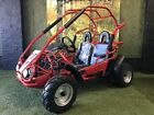 200cc Monster Double Buggy 4 Stroke Fully Automatic  Free Uk Delivery