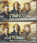 Fringe Seasons 3 and 4 - 2 (TWO) Factory Sealed Trading Card Boxes