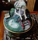 Thomas Kinkade Music Box/Garden of Serenity