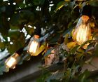 Industry String Lights Patio Lights W/ Vintage Edison Bulbs Weatherproof Outdoor