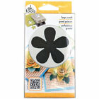 EK Tools Paper Punch Large Retro Flower Approx 2 54 30106 NEW
