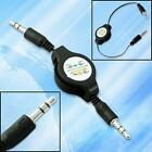 35MM MALE TO MALE AUDIO CORD FOR IPHONE IPOD HTC TOUCH HD HTC EVO 4G 4389707