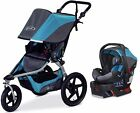 BOB Revolution Flex Travel System Jogging Stroller Jogger w B Safe 35 Car Seat L
