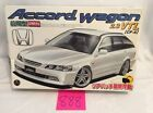 Aoshima Honda Accord Wagon 2.3 VTL (CF-6) Model Car Kit! 1/24 Scale! New! #888