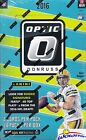 2016 Donruss Optic Football HUGE Factory Sealed 24 Pack Retail Box-Super HOT!