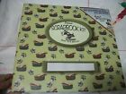 Sweet Petatoes By Gail Green Deluxe Scrapbook or Dog Photo Album Only