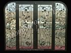 HAND MADE MODERN ART DECO IRON ENTRANCE WAY GATE59