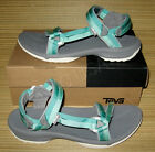NEW Teva Terra Fi Lite Sport Sandals Shoes Aqua Green WOMENS 11