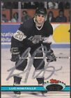 Luc Robitaille Cards, Rookie Cards and Autographed Memorabilia Guide 17