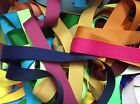 28 yds 7 8 inch grosgrain ribbon 1 yard of 28 colors Lot all solid Lot 6b
